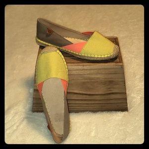 Sperry Katama Cape Colorblock Slide On Espadrilles